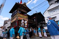 Gion Festival (Teruhide Tomori) Tags: summer festival japan kyoto event   tradition  float japon gionmatsuri