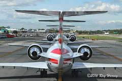 RJ's at LGA (320-ROC) Tags: crj canadaircrj newyorklaguardiaairport laguardia laguardiaairport klga lga wow