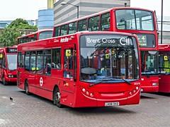 Metroline, Fleet No. DE870, LK08DXD (Gerry A Powell) Tags: bus coach archway dart londontransport infocus highquality metroline alexanderdennis enviro200 b29d de870 lk08dxd