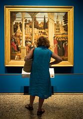 2016 - Milano -Pinacoteca Brera (alesalina) Tags: blue italy art colors painting italia milano quadro colori pinacoteca brera 2016