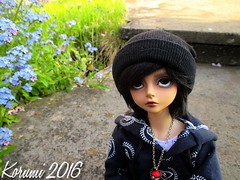 Aymeric's Selfie (Korumi Chan) Tags: bjd luts bory kiddelf