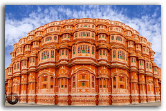 Panorama of Hawa Mahal Palace (Palace of Winds), famous landmark of Jaipur (KS Photography!) Tags: travel pink windows red panorama abstract colour building heritage history monument colors beautiful architecture clouds facade vintage photography nikon sandstone colorful exterior outdoor interior famous landmark palace panoramic structure historic tokina dome breeze shape decor archeology nikondigital jaipur havamahal attraction rajasthan hawamahal islamic pinkcity pyramidal mughal windpalace travelphotography finials latticework ultrawideangle hindugod supershot jharokha palaceofwinds lowerangle rajputarchitecture paronamic architectureandbuilding architecturalheritage photoborder tokina1116mmf28 fivestorey flickrunitedaward hindurajput crownofkrishna flickrclickx architecturalpurity