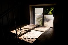 Morning light (AlyonaOrlova) Tags: nikon d5300 sunlight light sunrise window floor stairwell almaty kazakhstan indoor house