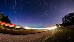 Frozen Motion (John Sheehan Photo) Tags: stars lighttrail startrail night polaris