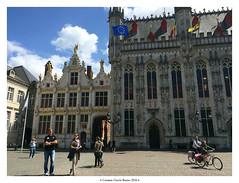 Ayuntamiento (Stadhuis) (carmen.gb) Tags: brujas brugge bruges brugse brgger belgium belgique flemish flandes flandria