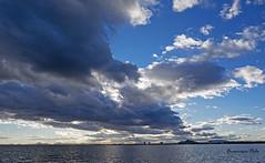 Atardecer en San Javier (Fotgrafo-robby25) Tags: fujifilmxt1 lopagnmurcia marmenor nubes salinasyarenalesdesanpedrodelpinatar