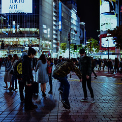 1581 (ken-wct) Tags: sigma 30mm f14 art d750 nikon japan shibuya skateboard street
