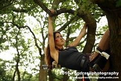 Tomb Raider Shoot with Annick  16 (berserker244) Tags: yggdrasilphotography60072016 guerrillaphotography yggdrasilphotography evandijk annick annickscosplay laracroft tombraider riseofthetombraider grebbeberg rhenen