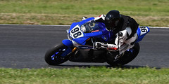 Number 98 Yamaha YZF-R1 ridden by Matthew Bruno (albionphoto) Tags: kawasaki gixxer suzuki triumph ducati yamaha superbike racing motorcycle ktm motorsport sportbike sidecar millville nj usa 98 matthewbruno