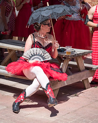 160528-CLH3-049 (Nocturnal Mission) Tags: carolinalarrikinsh3 hashhouseharriers northcarolina onon reddressrun beer circle drinkingclubwitharunningproblem flour haberdashery halfminds hash hashing runners running shenanigans songs trail walkers walking raleigh
