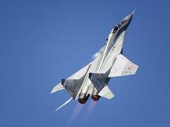 Mikoyan Gurevich MiG-29 AS Fulcrum | Slovak Air Force (f1_mirage) Tags: mikoyan gurevich mig29 as fulcrum slovak air force 6627 lzsl sliac siaf 2015 international fest airshow