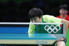 GUI Lin_PRG_0933 (ittfworld) Tags: og olympicgames olympics rio rio2016 tabletennis games riodejaneiro brazil