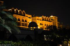 The Saray Architecture... (EHA73) Tags: aposummicronm1290asph leica leicamp typ240 nightphotography dubai uae jumeirah palmjumeirah zabeelsaray hotel resort building architecture saray