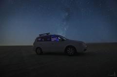 Zakreet - Qatar (zai Qtr) Tags: qatar zakreet d5100 tokina kia shams zaiqtr aamir sky milkyway blue meteorshower night nikon land gcc