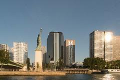 Estatua de la Libertad, Paris (marysaesteban) Tags: 2016 francia pars seine sena agosto escultura fleuve river ro