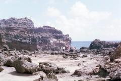 Maui (kawehna) Tags: pentax k1000 35mm fujifilm colorfilm filmisnotdead ishootfilm asahi hawaii travel adventure blowhole maui vacation wanderlust pacificocean island