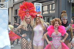 Gay Pride Antwerpen 2016 (O. Herreman) Tags: travestiet transsexueel transvestite transsexual dragqueen transgender antwerpen belgie belgium gaypride pride homo biseksueel lesbisch europride feest straatfeest outdoor stad party mensen travestie toeristen schelde city friends people homoemancipatie europe centrum centre center parade lgbt freedom liberty rights droits gay civilrights festa fte coc pridematters lovewins crowd happy vehicle antwerp anvers holebi