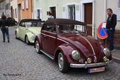 Volkswagen Coccinelle Cabriolet (fangio678) Tags: molsheim cox show 15 05 2016 kfer collection cars classic coche coccinelle vochos voiture voituresanciennes ancienne oldtimer youngtimer allemande volkswagen cabriolet