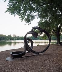 Valentine II (Membranophonist) Tags: sculpture art brooklyn