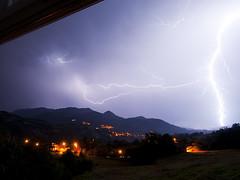 Viyao Lightning (elosoenpersona) Tags: viyao lightning rayos tormenta storm electric asturias borines piloña elosoenpersona truenos thunder