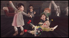 Clown Sighting (delisadventures) Tags: secondlife secondlifefashion secondlifefashionblog second seconlifefashion secondlifeblog halloween ghost costume clown sighting clowns fight ah ahh ninety nine ninetynine 99 knife toddleedoo toddle tinytrinkets tiny trinkets toddleedoos toddler toddleddoo td slfashion sl slblogger slfashionblog slfashions slblog slbaby slevents slfashionblogger slblogg slfashin slfashino slkids slbog slfamily costme halloweencostume ideas