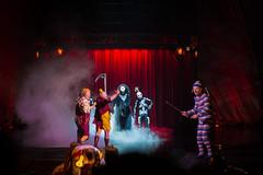 _MG_0670.jpg (Tibor Kovacs) Tags: colours smoke stars acrobats sydney lights cirquedusoleil circus performances bigtop kooza performers clowns strength australia stage contortionists