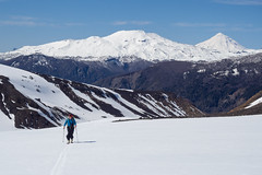 Randonee Pichillancahue (Patricio Jimnez Barros) Tags: pichillancahue randonee ski chile losnevados skitouring