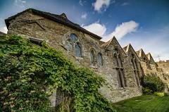 Stokesay Castle Chapel and Hall (21mapple) Tags: stokesaycastle stokesay castle ruins medieval englishheritage england english historic history