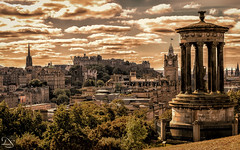 Calton Hill - Edinburgh (schda22) Tags: