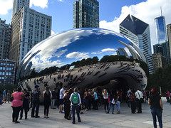 IMG_4857 (SheelahB) Tags: thebean chicago cloudgate illinois sculpture