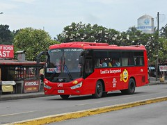 Land Car, Inc. 196 (Monkey D. Luffy 2) Tags: bus mindanao photography philbes philippine philippines enthusiasts society daewoo aspire