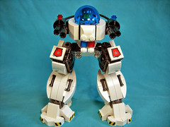 SPW-1 ( Protector ) (Peter deYeule) Tags: classic lego space police walker mecha mech