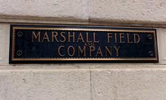 Marshall Fields (AndiMarie777) Tags: signs legendary statestreet marshallfields vintagesigns march222015
