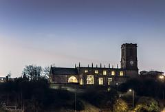 St Mary's (Brbelly) Tags: church st newcastle tyne gateshead marys tyneside