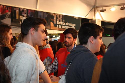 "Aula 2015 Maratón de información   Escuela Industriales UPM Madrid • <a style=""font-size:0.8em;"" href=""http://www.flickr.com/photos/61278771@N07/16430337544/"" target=""_blank"">View on Flickr</a>"