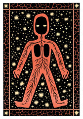 Astral Projection (Jack Teagle) Tags: space meditation cosmic breathing astralprojection bloodflow