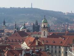 Prague (Prag), Stadt aus groer Hhe (bleibend) Tags: city prague prag praha olympus stadt omd 2015 em5