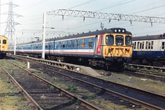 310 085 (Sparegang) Tags: emu 1989 britishrail nse networksoutheast class310 310085 thorntonfields