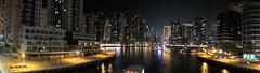 Dubai Marina Pier7 04 (ReX Ray) Tags: city beach modern skyscraper marina persian dubai gulf desert uae arabic nightview unitedarabemirates pier7