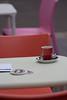Brandbier onderzetters . . . (willem_huwae) Tags: museum canon maastricht restaurant stoel ipanema tafel bonnefanten brandbier onderzetters willemhuwae