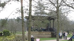 Buxton Bandstand (kingsway john) Tags: buxton derbyshire uk town view architecture spa bandstand tideswellband brassband video