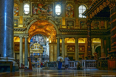 """Basilica Santa Maria Maggiore • <a style=""""font-size:0.8em;"""" href=""""http://www.flickr.com/photos/89679026@N00/16861022406/"""" target=""""_blank"""">View on Flickr</a>"""