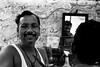 barber, Amristar, India. (matias leturia) Tags: india amristar agosto2012