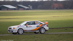 Audi S2 Quattro Rallycar (AutoSpotterQVS) Tags: racecar honda golf gold design focus tank rally s r wrc subaru type bmw civic gt m3 a4 audi impreza wrx a45 miata rs polo m6 coupe lancer m5 exclusive s2000 1m sls evo gallardo amg mx5 emmeloord s2 roadster stance quattro rs6 rallycar prior airride louwman milltek rb26 imprez s63 rs3 wensink sl63 evo10 stanceworks