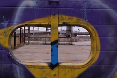 yellow (drew*in*chicago) Tags: street chicago art graffiti mural artist tag writer 2015