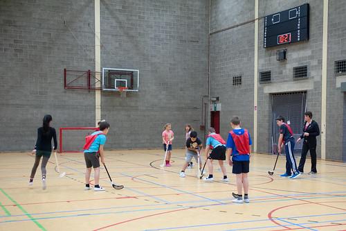 Hockeytornooi @ Schakelschool