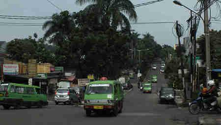 Jalan Ahmad Sobana Bogor
