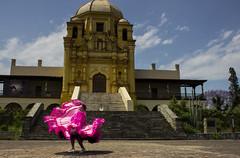 Folklore. (acheleyva) Tags: mxico mexico danza rosa jalisco folklore nayarit leon nubes nuevoleon contraste veracruz region chiapas fucsia monterrey baile regional nuevo folklor tradicion obispado danzafolklorika