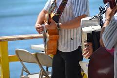 Mariachi Band in Puerto Nuevo (Rob.Bertholf) Tags: music tourism beach mexico puerto tourist spanish creativecommons bajacalifornia mariachi baja nuevo mariachiband puertonuevo mexicanmusic bajamexico mexicanmusicians