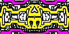 Apr 26 (joybidge) Tags: wild canada art vegan artist awesome vivid colourful ornate psychedelic kaleidoscopic detailed alteredimage fractallike naturepatternscanada philscomputerart magicalgeometry inkblottishdesigns
